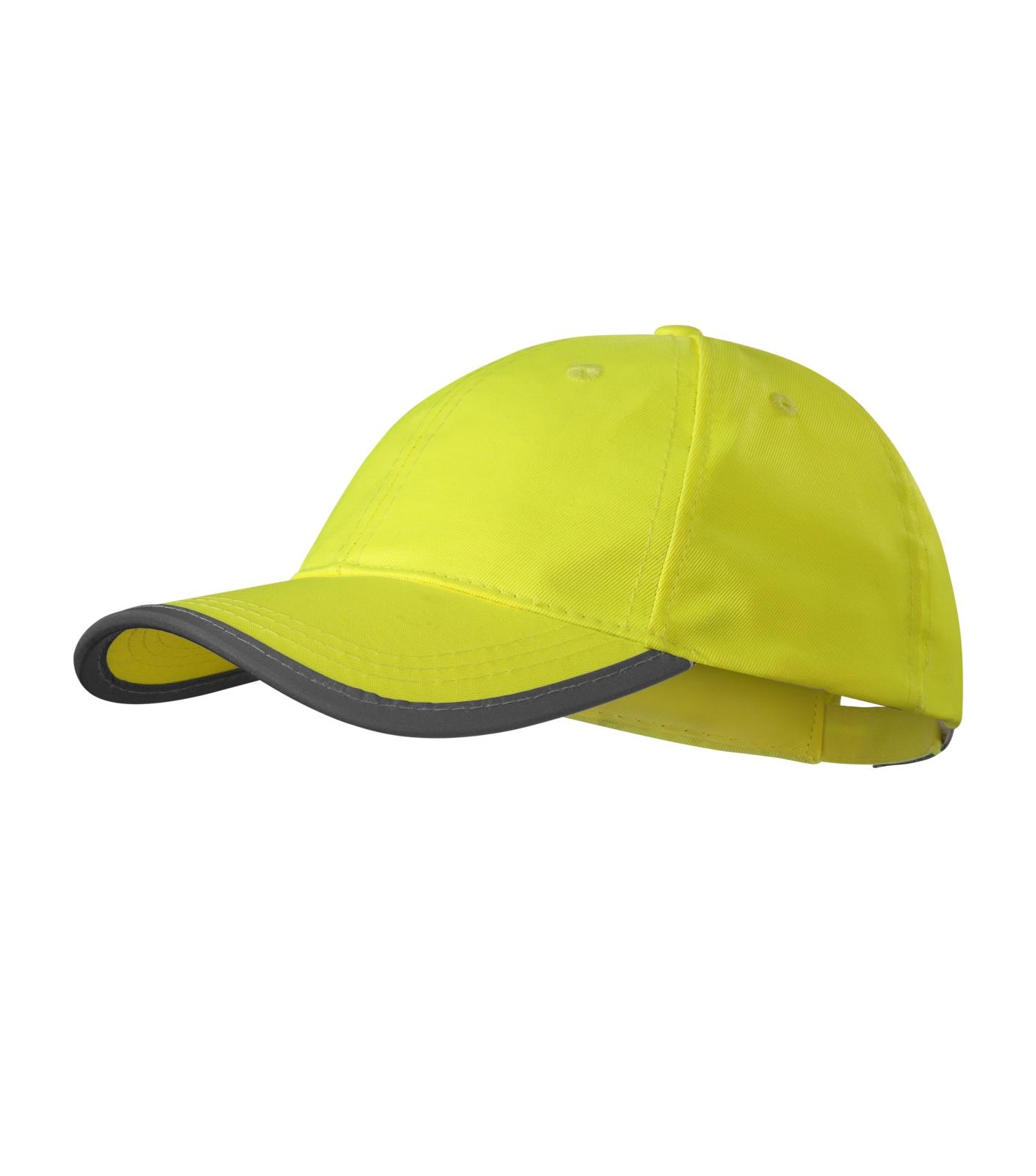 żółty odblaskowy